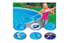 Набор для чистки бассейнов Intex Deluxe Pool Maintenance Kit 58959