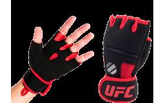 Гелиевые UFC перчатки (Чёрные L/X)