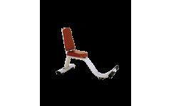 Скамья-стул Bronze Gym H-038 (коричневый)