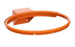 Кольцо баскетбольное № 7 усиленное антивандальное (120х100)