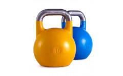 Гири соревновательные ZIVA комплект из 4 шт 28 -40 кг (шаг 4 кг)